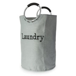 Blue Canyon Laundry Bag Linen Affect
