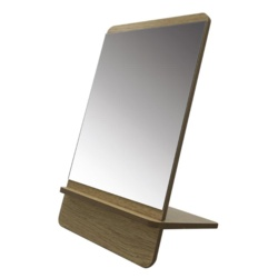 Blue Canyon Wooden Mirror