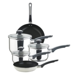 Prestige Everyday Stainless Steel Straining Set