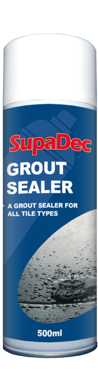 SupaDec Grout Sealer - 500ml