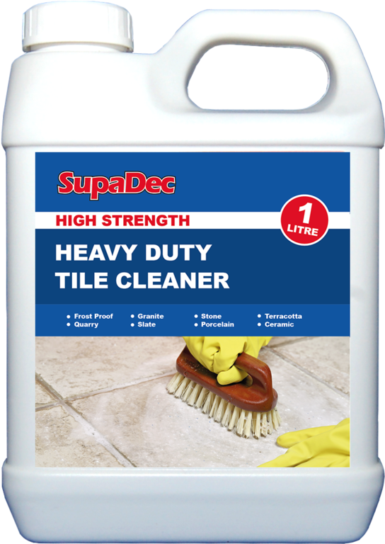 SupaDec Heavy Duty Tile Cleaner - 1L
