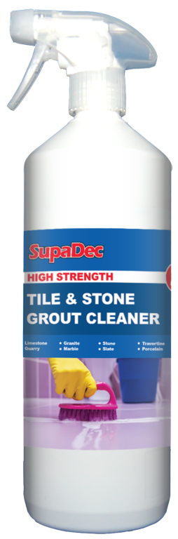 SupaDec Tile & Stone Grout Cleaner - 1L