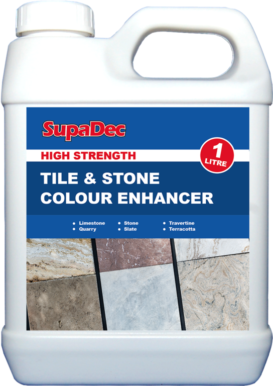 SupaDec Tile & Stone Colour Enhancer - 1L