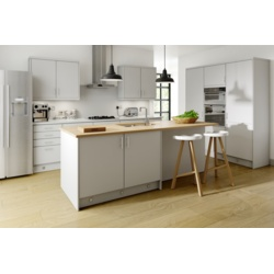 Gower Rapide+ Paris Matt Grey Base Unit