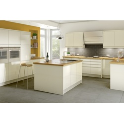 Gower Rapide+ Capri Cream Cooker Hood