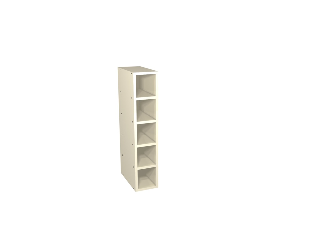 Gower Rapide+ Wine Rack 150mm - Cream