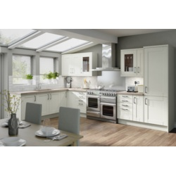 Gower Rapide+ Verona Cream Corner Base Unit