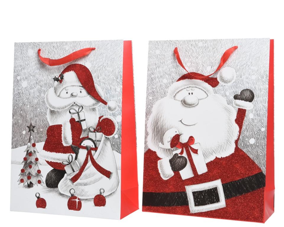 Kaemingk Santa Gift Bag