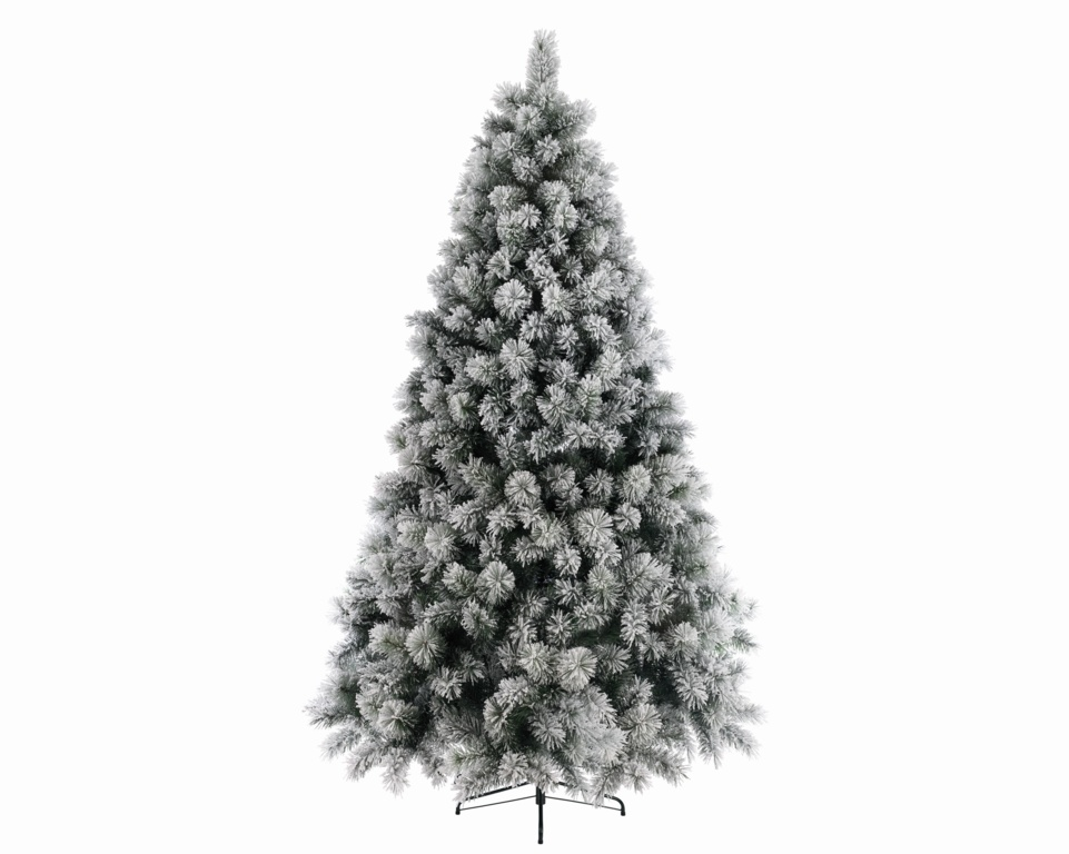 Kaemingk Snowy Vancouver Mixed Pine Green Tree - 300cm