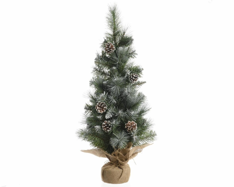 Kaemingk Frosted Mini Tree - 90cm