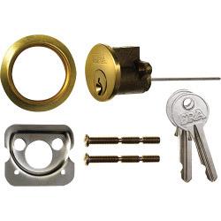 Era Rim Cylinder - Brass
