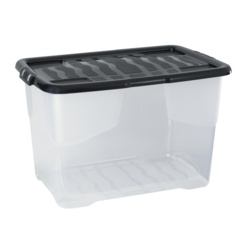 Strata Curve Storage Box And Lid