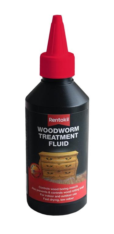 Rentokil Woodworm Treatment - 250ml