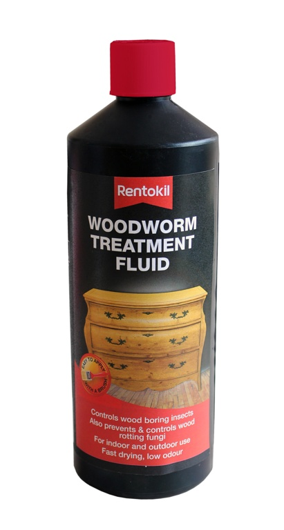 Rentokil Woodworm Treatment - 1L