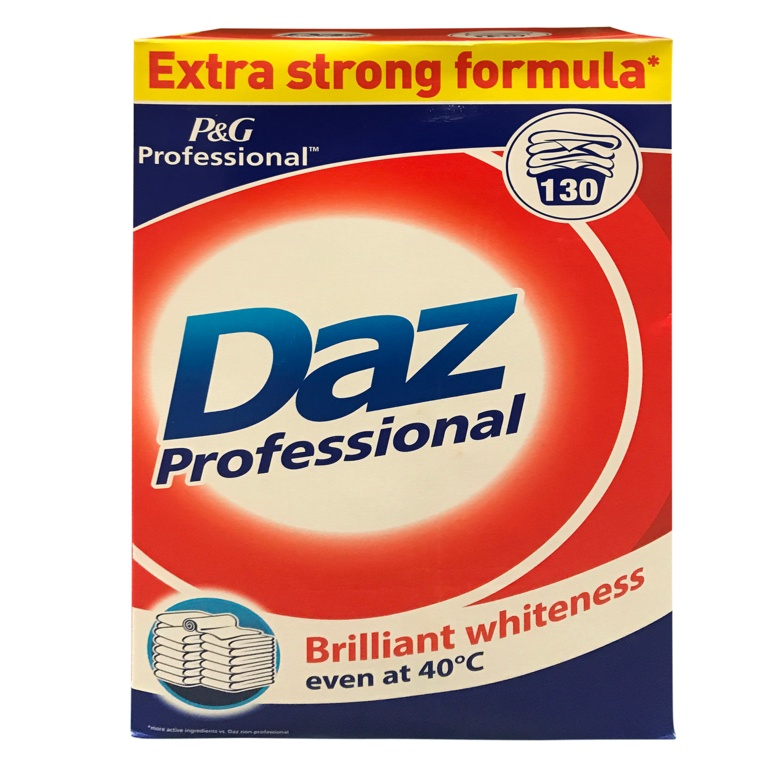 Daz Washing Powder - 130 Wash