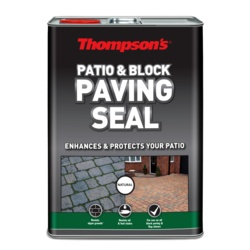 Thompsons Patio & Block Paving Seal 5L