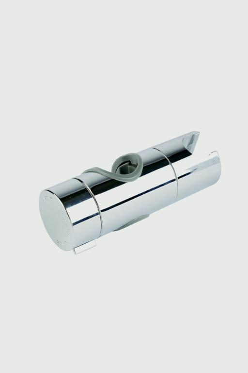 Croydex Riser Rail Slider - Chrome