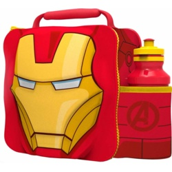 Boyztoys 3D Lunch Bag With Bottle