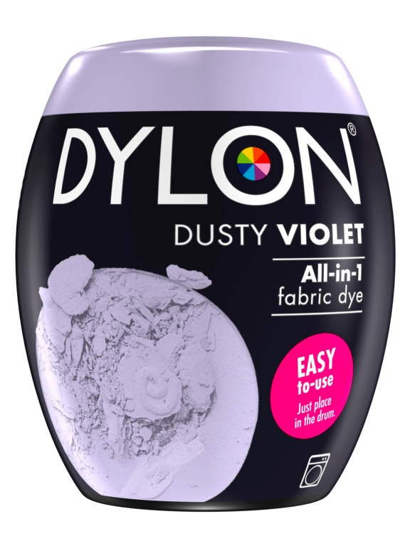 Dylon Machine Dye Pod - 02 Dusty Violet