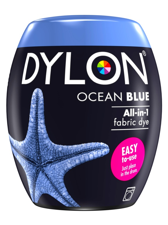 Dylon Machine Dye Pod - 26 Ocean Blue
