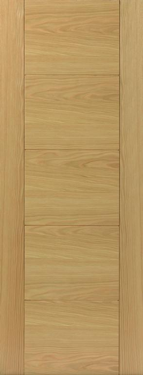 Jb Kind Tigris Oak Veneer Internal Door - 35mmx762mm