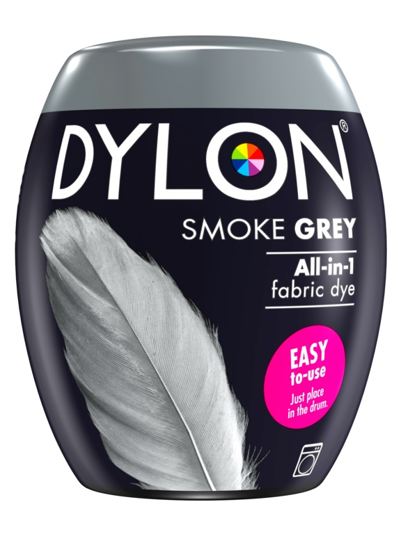 Dylon Machine Dye Pod - 65 Smoke Grey