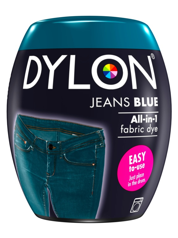 Dylon Machine Dye Pod - 41 Jeans Blue