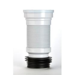 Make Flexible WC Pan Connector 240-500mm