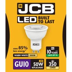 JCB LED GU10 5w