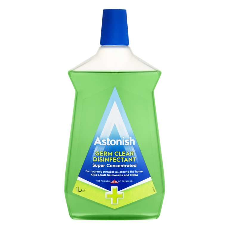 Astonish Germ Clear Disinfectant Super Concentrated - 1L