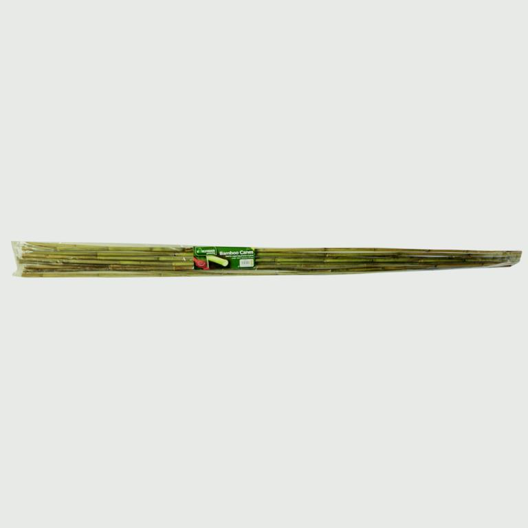 Garden Accessories 240cm Bamboo Canes 8ft - Pack 10