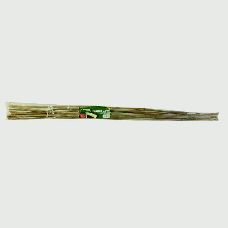 Kingfisher Bamboo Canes Pack 10 - 150cm