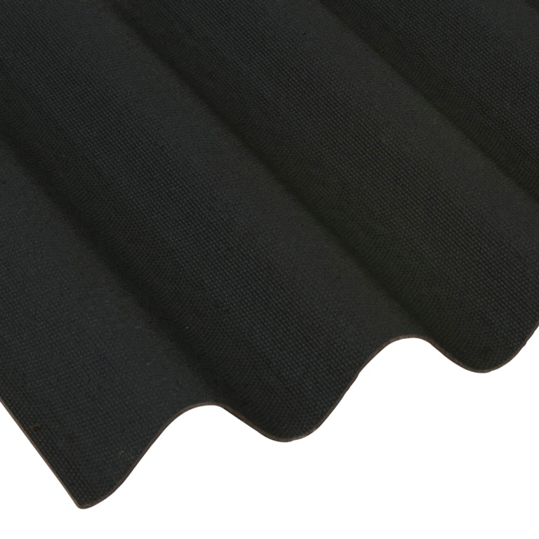 Ariel Coroline Bitumen Sheet - Black