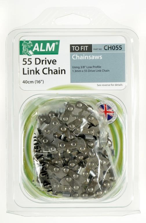 """ALM Chainsaw Chain 55 Drive - 3/8"""" x 16"""""""