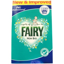 Fairy Non Bio Powder 130 Scoop