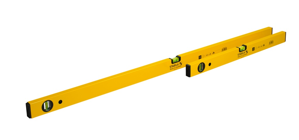 Stabila 60cm & 120cm Level Set