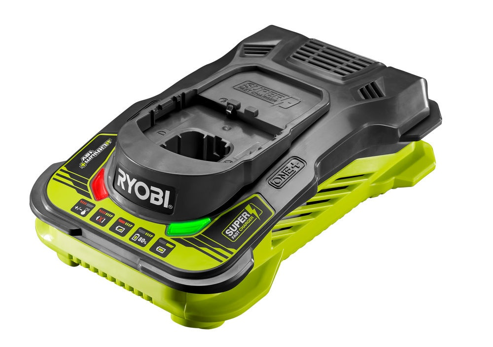 Ryobi 18V One+ Fast Charger