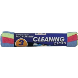 Granville Chemicals Microfibre Cleaning Cloth