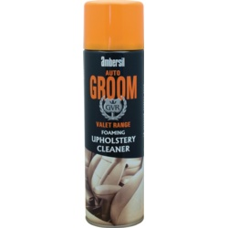 Granville Chemicals Groom Upholstery Cleaner