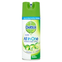 Dettol Disinfectant Spray 400ml
