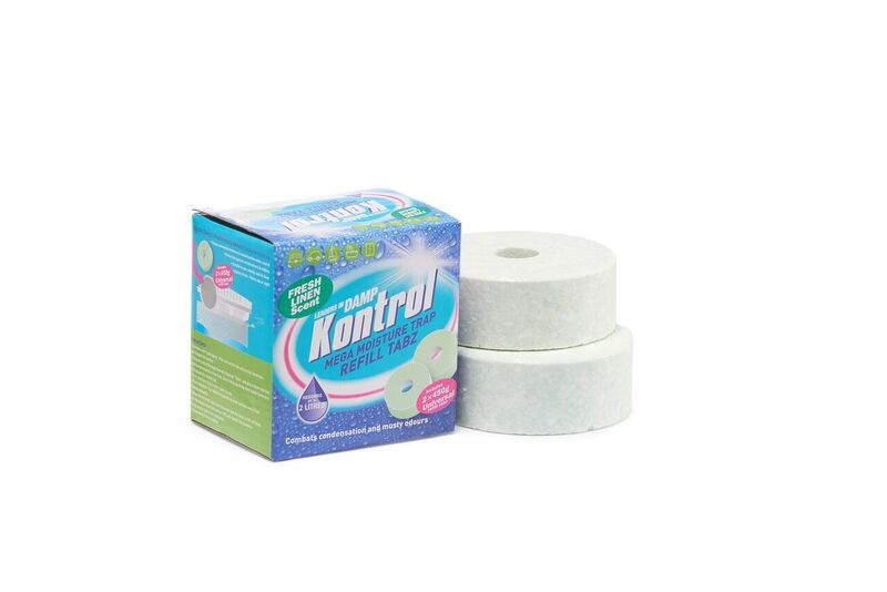 Kontrol Refill Tabz - Linen