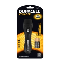 Duracell Voyager 3 LED Torch