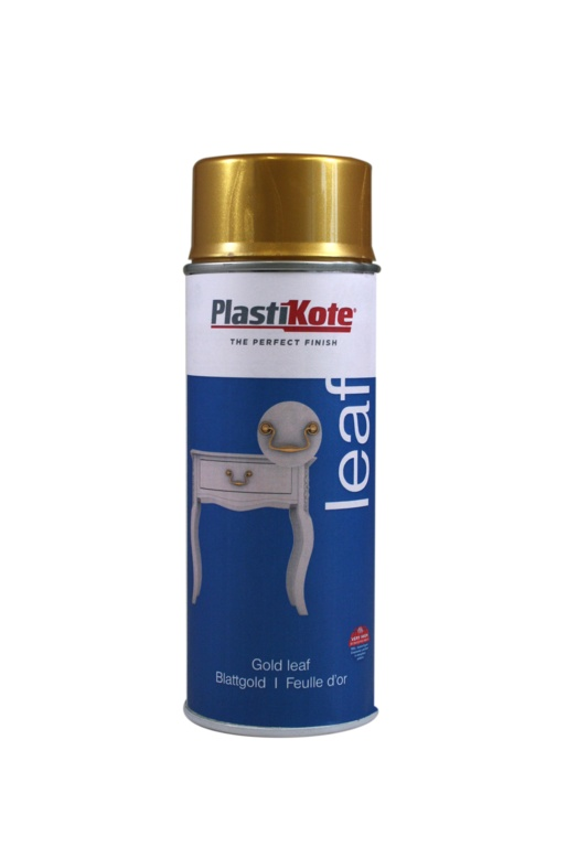 PlastiKote Chalk Spray Paint 400ml - Gold Leaf