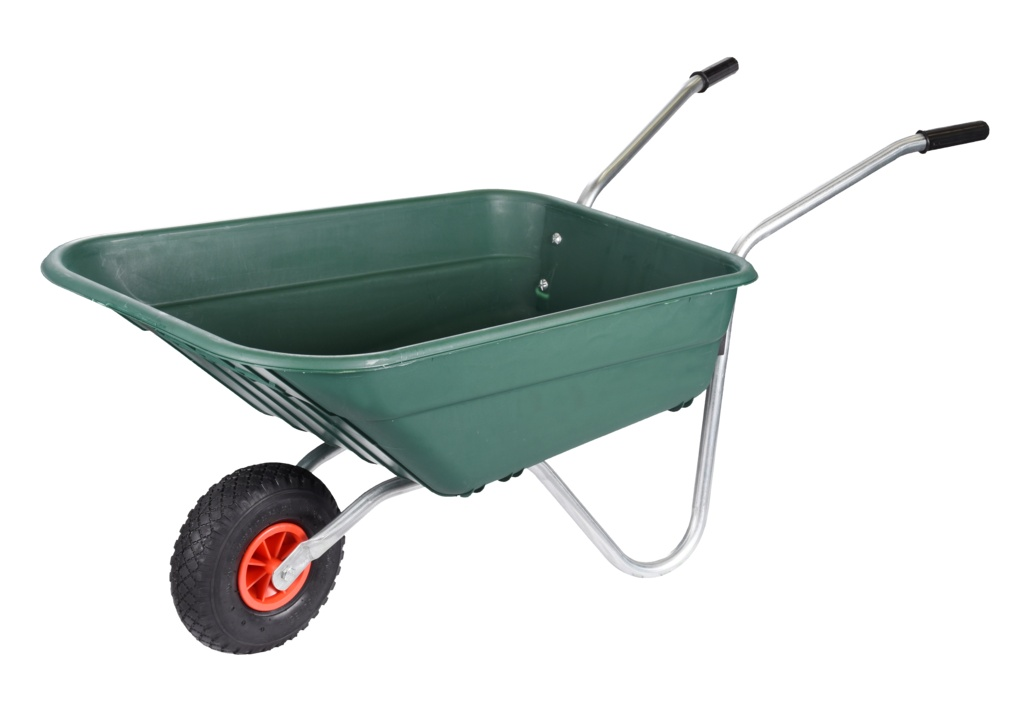 Walsall Wheelbarrow Rosemoor Wheelbarrow - 85L Polypropylene