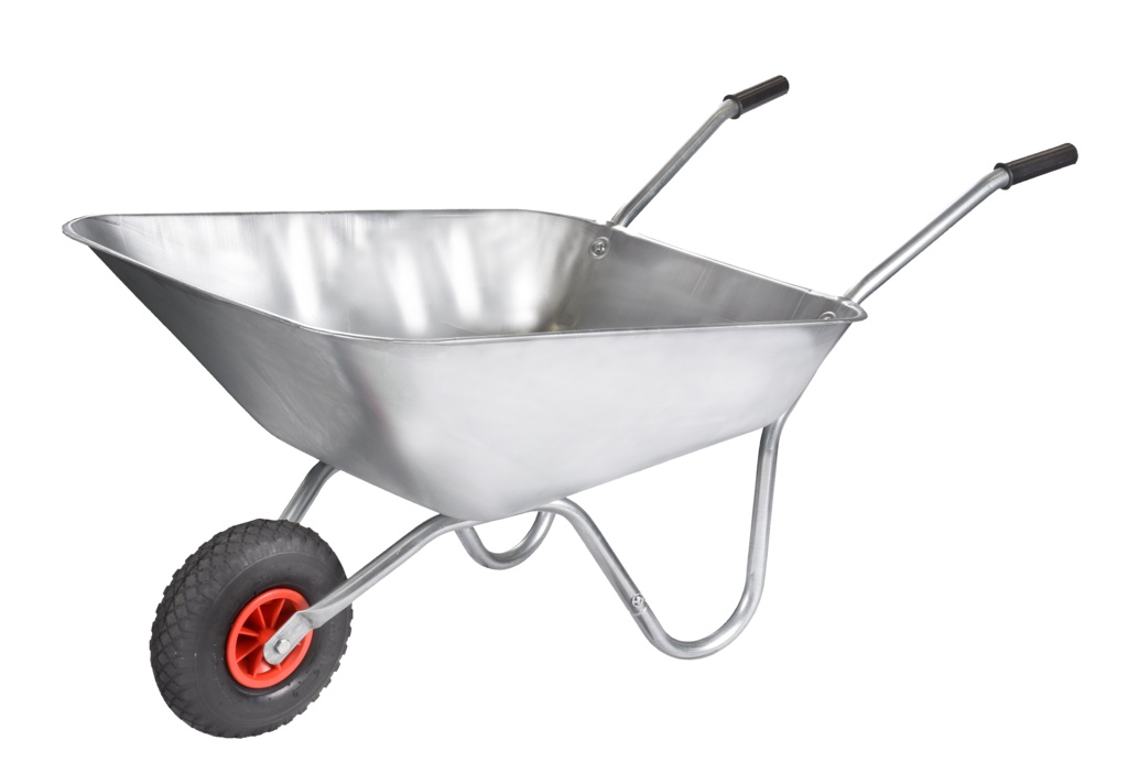 Walsall Wheelbarrow Rosemoor Wheelbarrow - 85L Galvanised