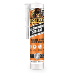 Gorilla All-Conditions Sealant - White 295ml