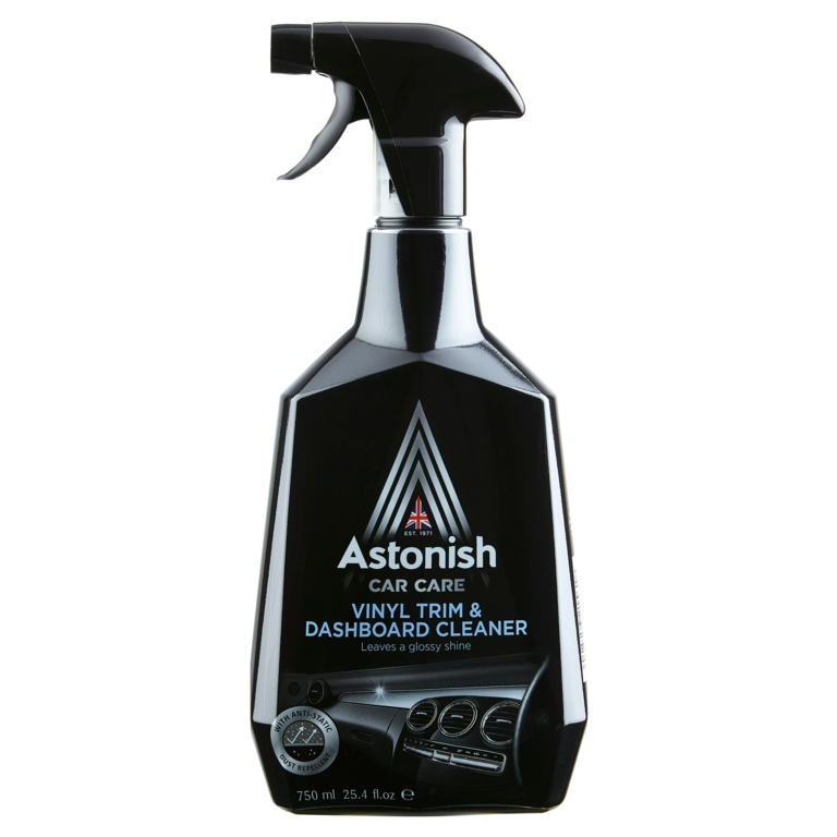 Astonish Vinyl Trim & Dashboard Cleaner - 750ml