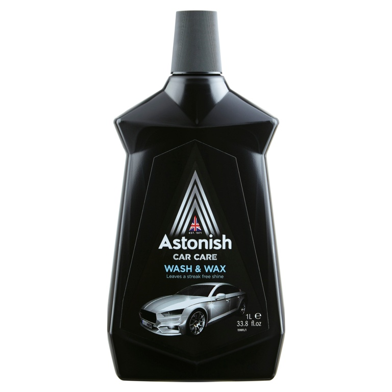 Astonish Wash & Wax - 1L