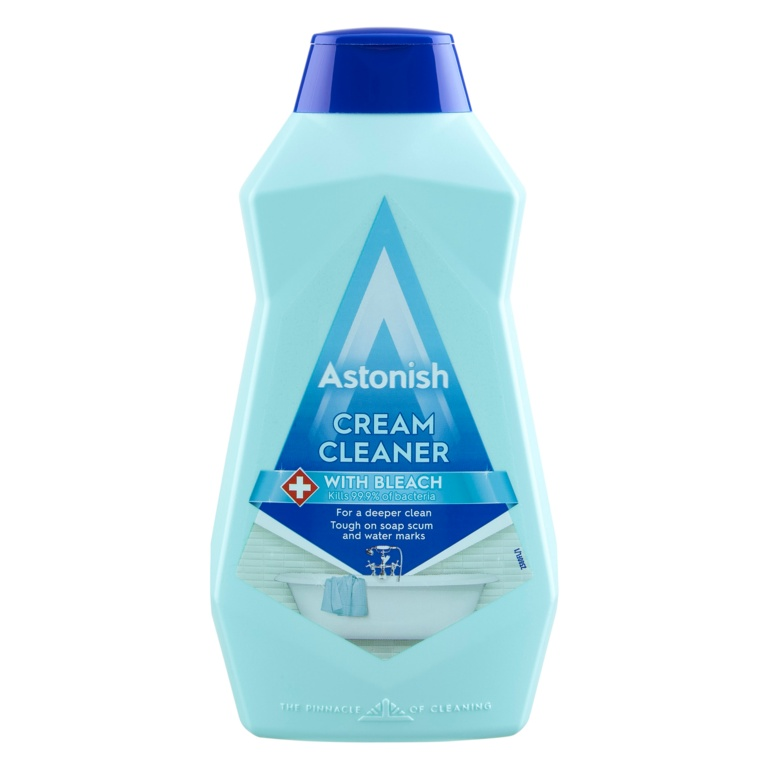 Astonish Cream Cleaner Bleach - 500ml