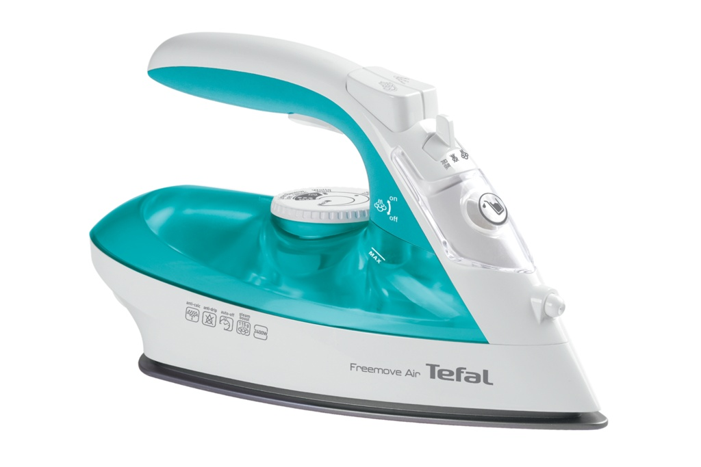 Tefal Remove Air Cordless Iron - 2400w